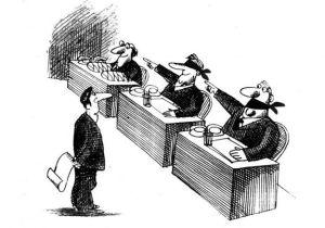 Несовершенство российского суда